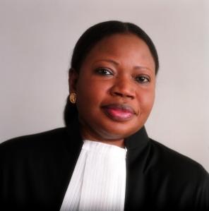 Fatou Bensouda, Fiscal general de la CPI. Foto: Wikipedia